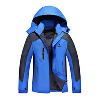Wholesale The new spring and autumn outdoor ski wear men s singles thin layer wind dust coat mountaineering wear waterproof movement