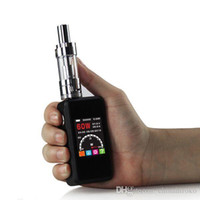 Cheap 2015 newest Original MINI SMY 60TC 7-60w chi you mod Carbon Fiber rebuildable atomizer e cigarette temperature control box Free DHL FedEx