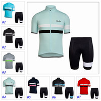 anti wrinkle cream for men - 7 Colors Cycling Jerseys Short Sleeves Cycling Top Gel Padded Pants Breathable Summer For Men Women Size XS XL Bike Wear