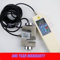 Wholesale 5000N Handheld Force Gage Tools And Equipment HF K Force Gauge Dynamometer Digital Push Pull Force Meter HF