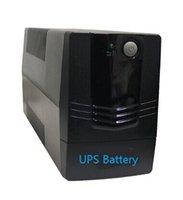 Wholesale Modified Sine Wave Offline ups va w Battery for Computers Home Appliances UPS battery MT ups battery