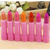 Wholesale Sweet Kiss Moist Lipstick The Princess Lipstick Moisturizing Lipstick Purple Lipstick