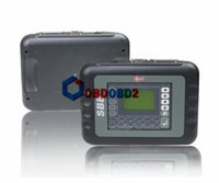 Wholesale 2016 Professional SBB Key Programmer V33 No Tokens Silca SBB Auto Key Pro Immobilizer Programming Tool For Multi Brand Cars