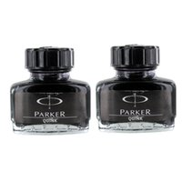 Wholesale Price Parker Quink Black Ink ml Cheap school stationery Black Ink Bottle Pen Ink For All Brand Pens