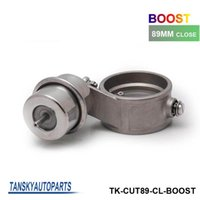 Wholesale Tansky H Q NEW Boost Activated Exhaust Cutout Dump MM Close Style Pressure about BAR TK CUT89 CL BOOST