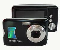 Wholesale MP Waterproof Digital Camera X Digital Zoom Shockproof quot SD Camera Red Black