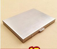 Cheap High Quality cigarette ca Best China cigarette case whol