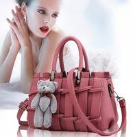 Wholesale Quality Assurance MS Luxury Handbags Exquisite Rattan Handbag High grade Leather Material Fashion Shoulder Bag