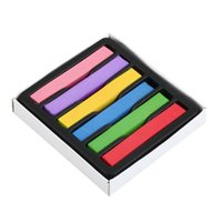 Wholesale 1 set Colors chalk Worldwide hair dyeing hair color chalk crayon colors hair pins