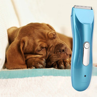 Wholesale Pet Dogs Cats Hair Trimmer Electric Grooming Clipper Shaver sets hot selling