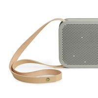 Wholesale Portable Travel Leather Strap Band For B O BeoPlay A2 Bluetooth Speaker High Quality