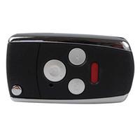 accord flip key - 3 Buttons Panic Flip Folding Replacement Keyless Remote Car Fob Key Shell Case Key For HONDA Accord Key Shell Refit BTNS