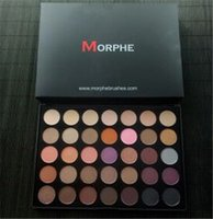 Wholesale 2016 new available In stock Morphe colors eyeshadow palette Morphe eyeshadow palette by fast DHL