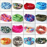 Cheap Ring Scarf Best Animal Print Cotton blend Headscarf