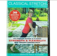 Wholesale Hot Selling Weight Loss Pain Relief Classical Stretch The Esmonde Technique Season New Sealed DVD