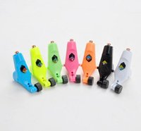 Wholesale Top rotary tattoo machine ego colors tattoo machines shader liner tattoo kit hot sale