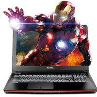 Wholesale Amazon MSI MSI GE72 XCN six generations I7 qc GTX960M game notebook PC hq farce backlit keyboard Double fan now in