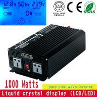 Wholesale 500W W W Watt DC V to AC V Car USB Mobile Power Inverter Converter Charger Voltage Transformer Adapter