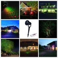 Wholesale EU plug laser lights for parties christmas laser light projector laser light christmas lights outdoor laser