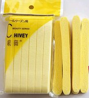 Wholesale 2016 hot dedicated rinse off compressed seaweed cleansing cotton face towel wash sponge cheap sponge high quality sponge NO HZP816