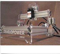 Wholesale NEW DIY Laser Engraving machine Laser Engraver Laser Cutter cm mw Blue