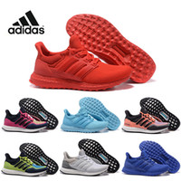 baseball fabrics - Adidas Ultra Boost Running Shoes Men Women New Original Walking Shoes Discount Classic Size