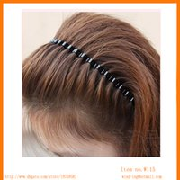 Wholesale new style man woman plastic Hair clasp bow hair Sticks Issuing kits hairpin W115 Wind in China