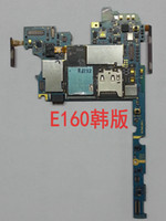 Wholesale Original For Samsung Galaxy NOTE LTE E160S GB Motherboard unlocked mainboard