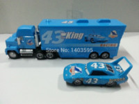 Wholesale Pixar Cars Mack Uncle amp No King Metal Diecast Toy Car Loose Brand New In Stock amp