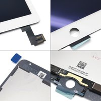 apple flat screen - mobile phone accessories suitable for Ipad Air LCD flat panel display assembly screen assembly