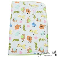 toddler bed - Newborn Infant Bedding Wrapping Baby Kids Soft Fleece Sleeping Lining Printed Toddler Swaddle Quilt Blankets months years