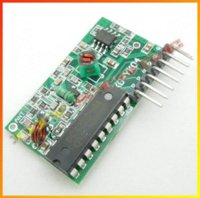 Wholesale V DC Key Wireless Remote Control Switch Transmitter and Receiver Module Board remote control switch