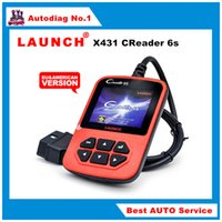 Wholesale Launch X431 CReader s Generic OBDII Code Reader Scanner EU American Version Launch CReader VI Plus