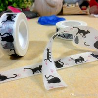 Wholesale DHL washi Tapes mm m large size halloween tapes decoration scrapbooking planner masking tape factory price