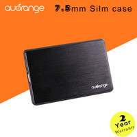 aluminum usb drive - HDD Enclosure auorange SFF to USB HDD Case inch External Hard Drive Case support TB Storage