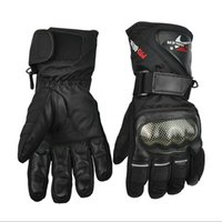 alpine gear - Motorcycle Gloves Winter Warm Waterproof Windproof Protective Racing Gears Accessories Guantes Moto Luvas Alpine Motocross Stars
