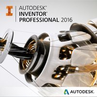autodesk inventor professional - Factory Full cracked Autodesk INVENTOR PROFESSIONAL bit English for win English Language software Plastic color box