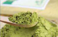 Wholesale Chinese Matcha Green Tea Powder Pure Natural Organic Slimming Tea Weight Loss Food g pack