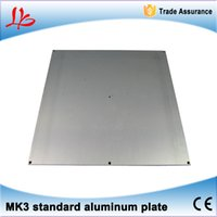 Wholesale 3D printer MK3 standard aluminum plate mm PCB hot bed reprap