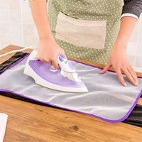 Wholesale Hot Sale Protective Press Mesh Ironing Cloth Guard Protect Delicate Garment Clothes