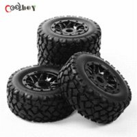 Wholesale 4PCS Short Course Truck Tyre Wheel Hub Rim mmHex For TRAXXAS SLASH rim box