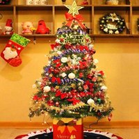 beautiful positions - 60cm tabletop Beautiful Christmas Trees with PVC material and decoration Easy to Use Removable Position Anywhere you Like