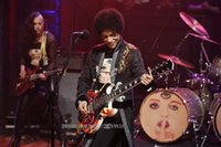 al por mayor i guitarra-DW Personalizado VOX Prince I Heart 77 Edición Limitada Pintura pElectric Guitar
