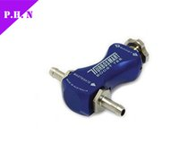 Wholesale BLUE COLOR UNIVERSAL BOOST TEE MANUAL Turbosmart BOOST CONTROLLER TURBOCHARGER In stock and ready to ship