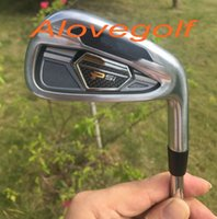 Iron authentic club - Authentic golf clubs Psi golf irons Pw Sw with real NS steel shaft original irons