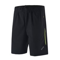 Wholesale ARSUXEO Mens Sports Running Shorts Training Soccer Tennis Workout GYM Shorts Quick Dry Casual Shorts B163