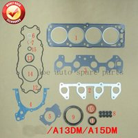 Wholesale A14SMS A15SMS Engine Full gasket set kit for Daewoo Lanos saloon L cc L cc