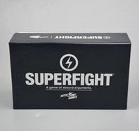 Wholesale NEW superfight cards game cards game for party game super fight game