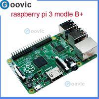 Wholesale 2016 New Hot Sale MB BCM2835 Raspberry PI B Plus mini pc board