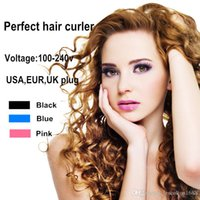 Wholesale BABY Magic Automatic Hair Curler Professional Hair Styling Styler Tools Hair Curling Irons Roller Curling wand EU US UK Plug